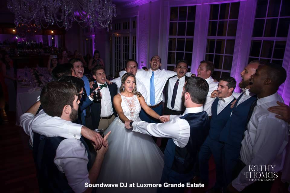 luxmore grand estate - orlando wedding - soundwave - wedding venue - orlando, fl