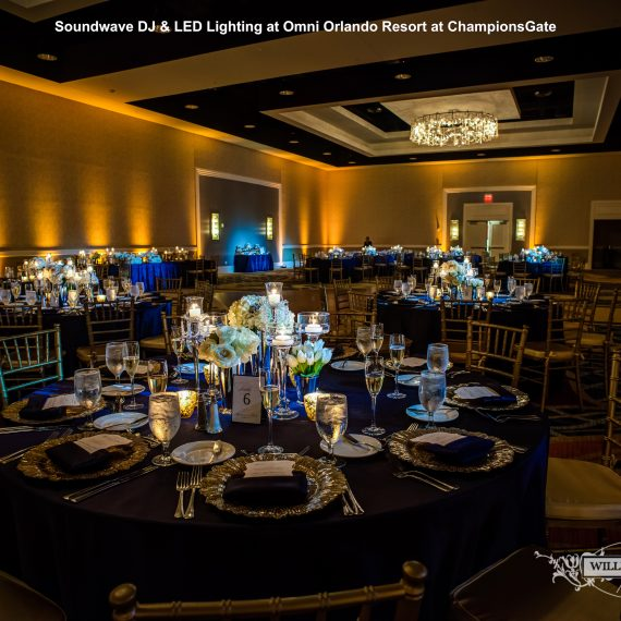 omni orlando resort at championsgate - orlando wedding venue - soundwave entertainment - orlando, fl