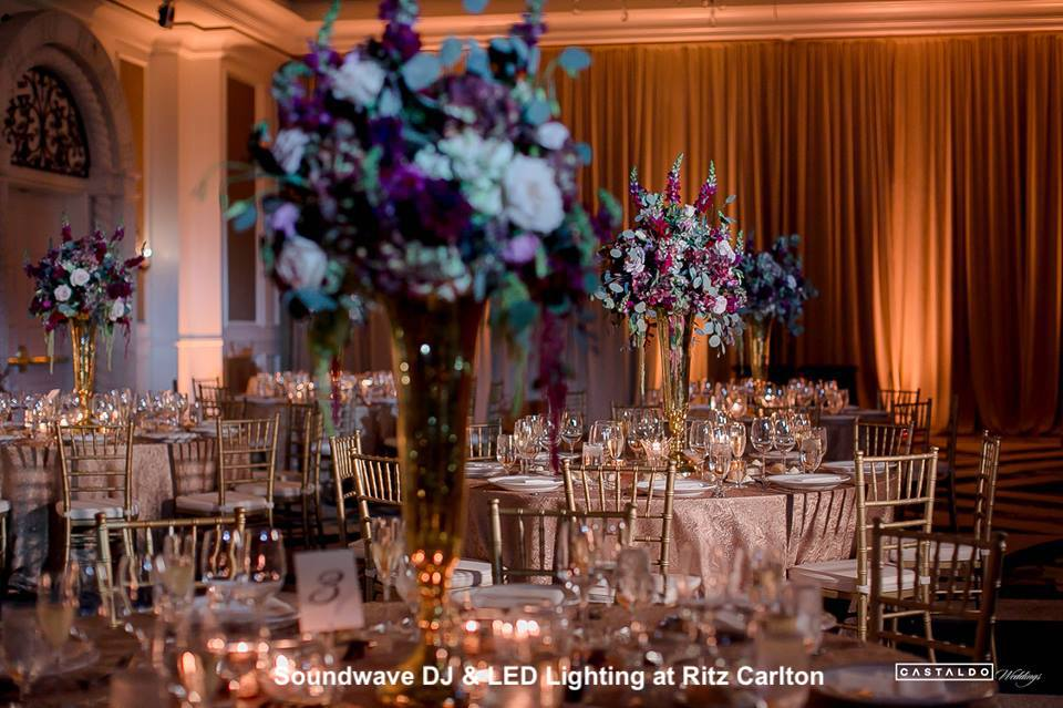 ritz carlton orlando - orlando wedding venue - orlando wedding dj - soundwave entertainment - orlando, fl