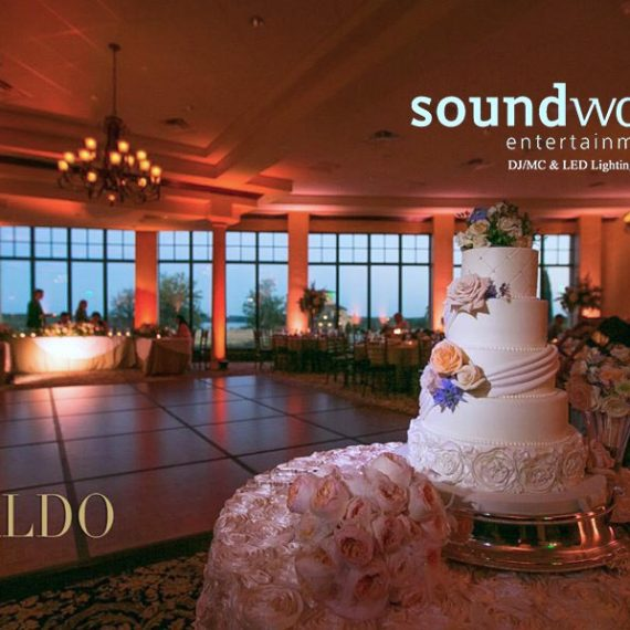 bella collina - orlando wedding venue - soundwwave entertainment - orlando, fl