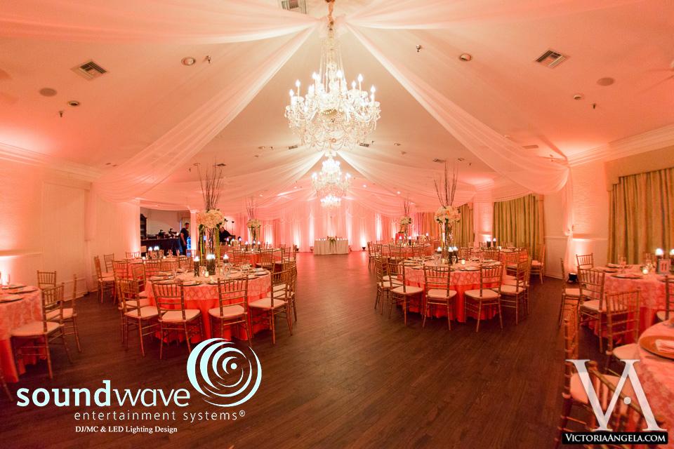 highland manor - orlando wedding venue- soundwave entertainment - orlando, fl