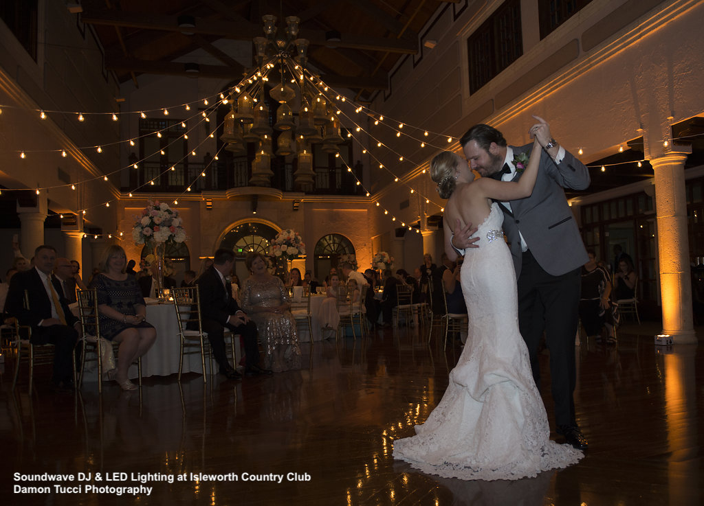 isleworth country club - orlando wedding venue - orlando, fl - soundwave entertainment