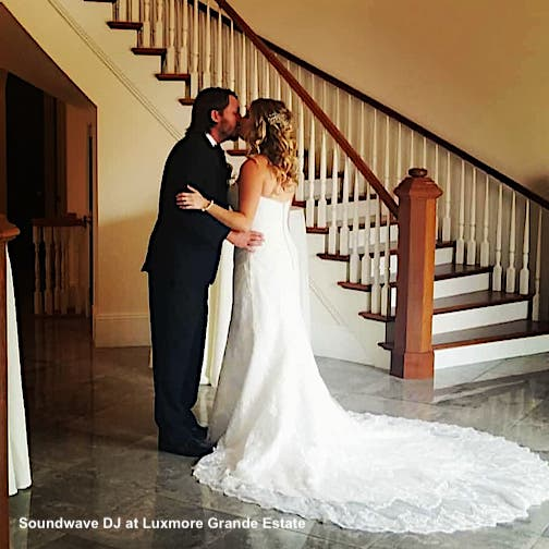 luxmore grande estate - orlando, fl - soundwave entertainment - wedding venue