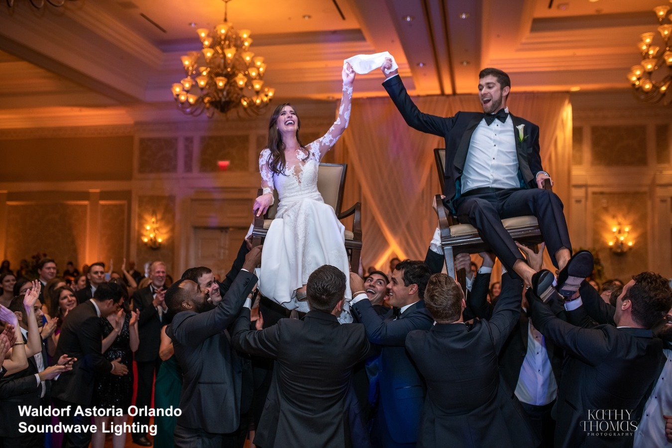 waldorf astoria - orlando wedding venue - soundwave entertainment - soundwave DJ