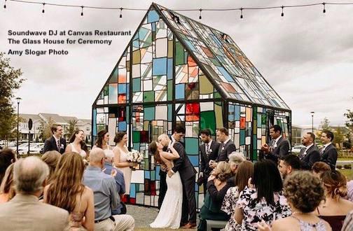 Canvas restaurant- orlando wedding venue - soundwave entertainment - orlando. fl