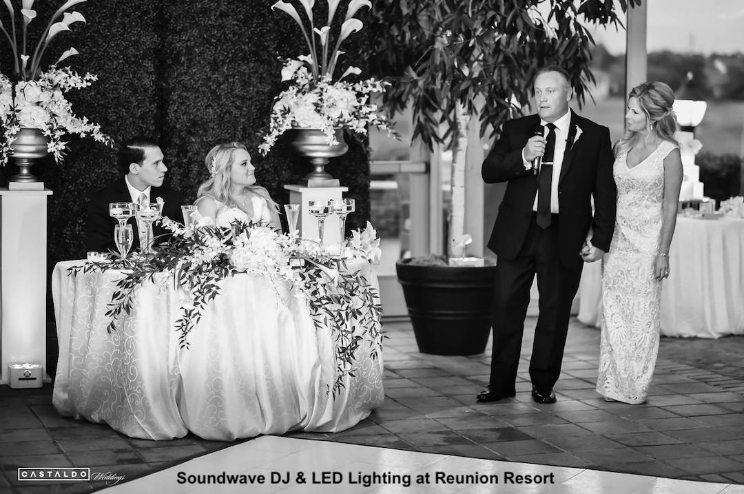 reunion resort - orlando, fl - soundwave - orlando wedding venue