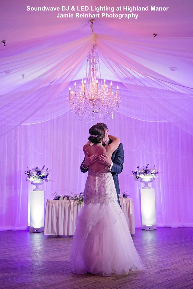 highland manor - orlando wedding venue - soundwave entertainment - orlando dj - orlando, fl