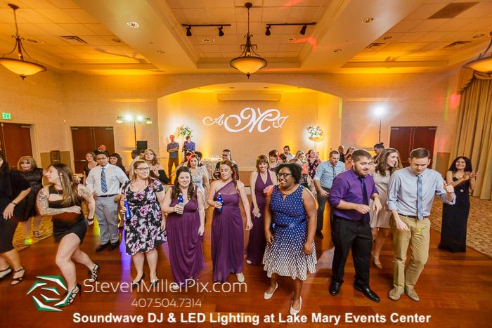 lake mary events center - soundwave entertainment - orlando wedding venue - orlando, fl