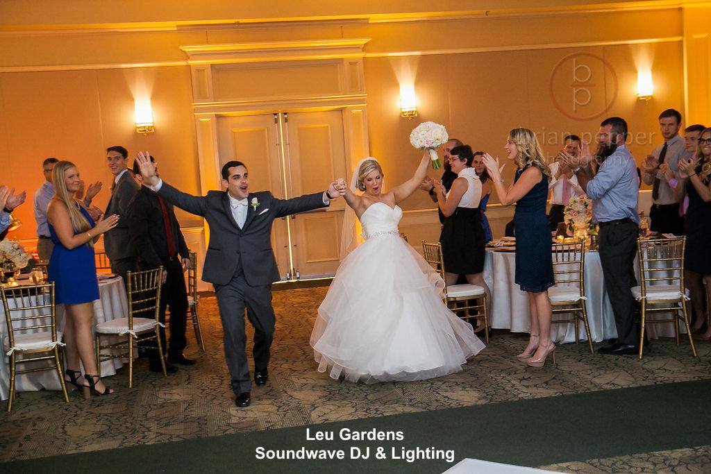leu gardens - orlando wedding venue - soundwave dj - soundwave entertainment - orlando dj