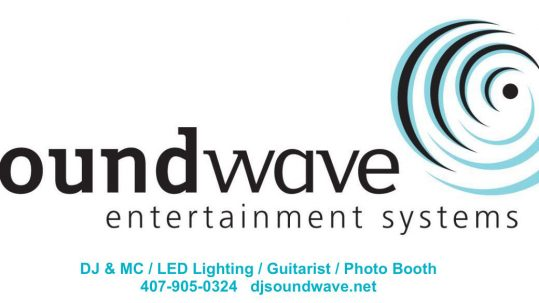 soundwave entertainment - orlando wedding