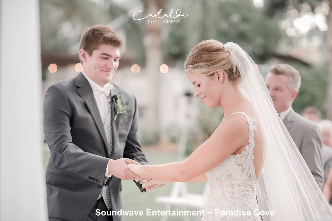 paradise cove orlando-orlando wedding venue-soundwave entertainment-orlando, fl