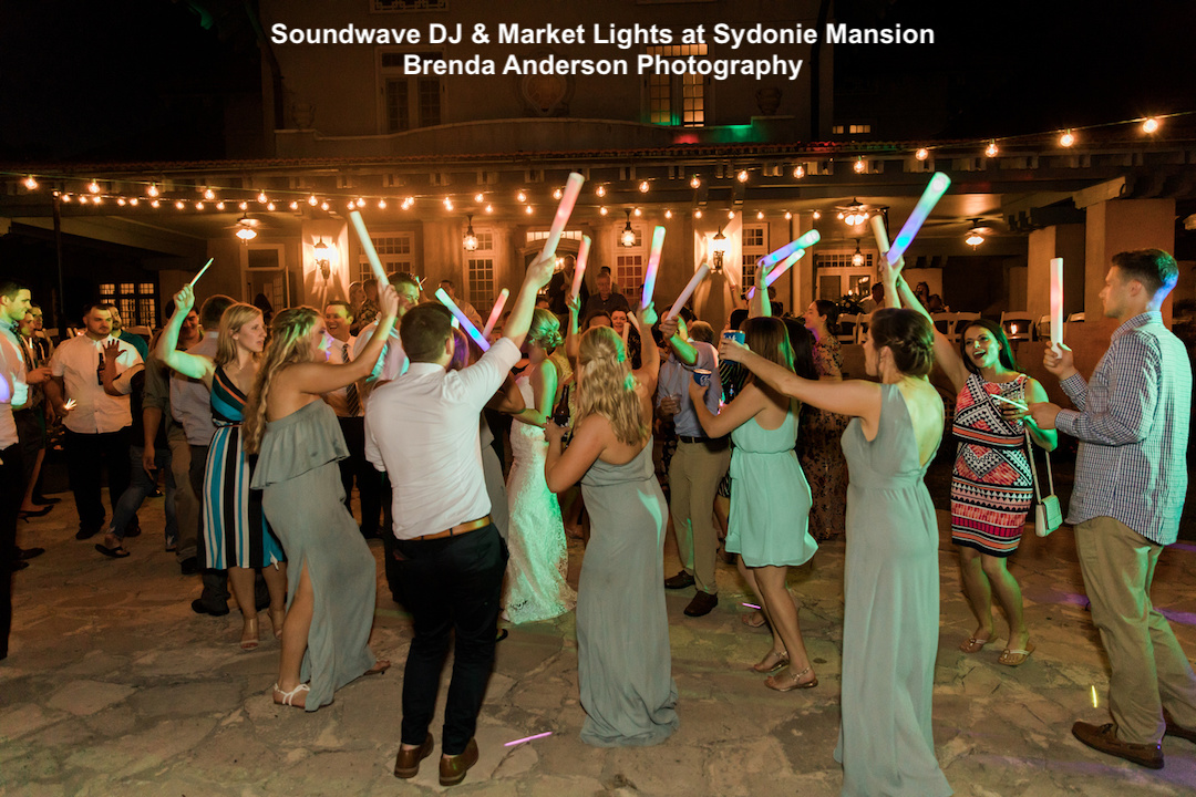 sydonie mansion - orlando, fl - orlando wedding venue - orlando wedding dj - soundwave entertainment