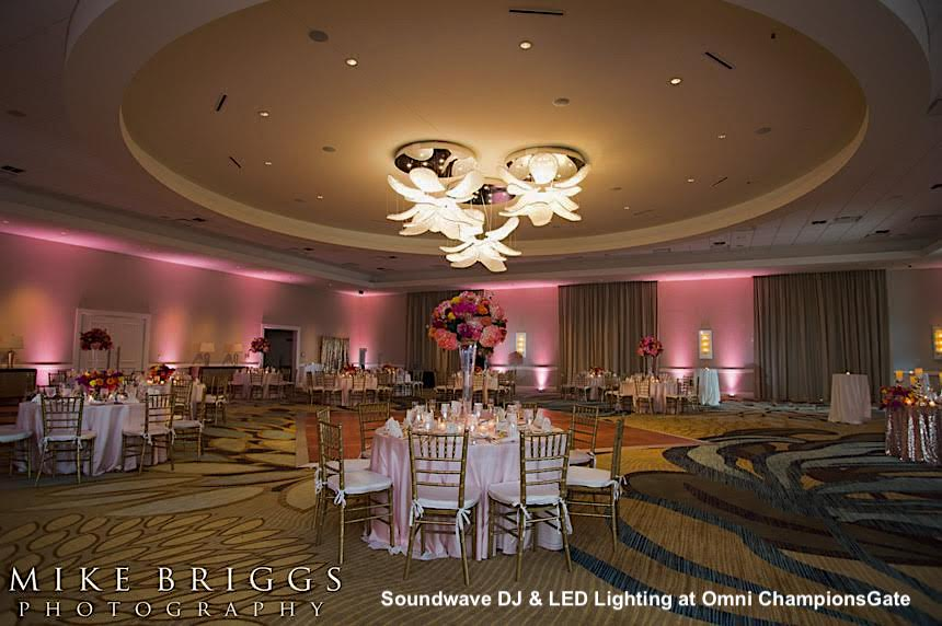 omni orlando resort championsgate - orlando wedding venue - soundwave entertainment - orlando. fl