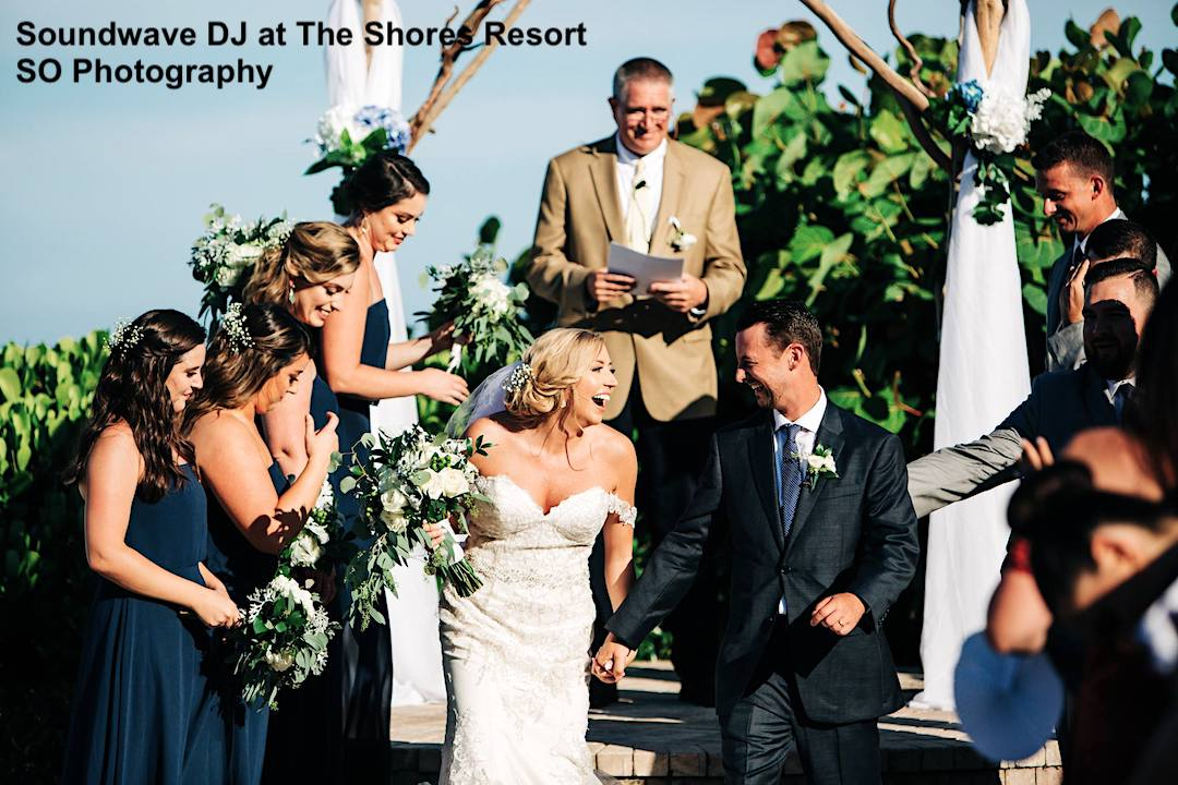 The Shores Resort - Daytona Wedding Venue - daytona wedding dj - orlando wedding dj, soundwave entertainment