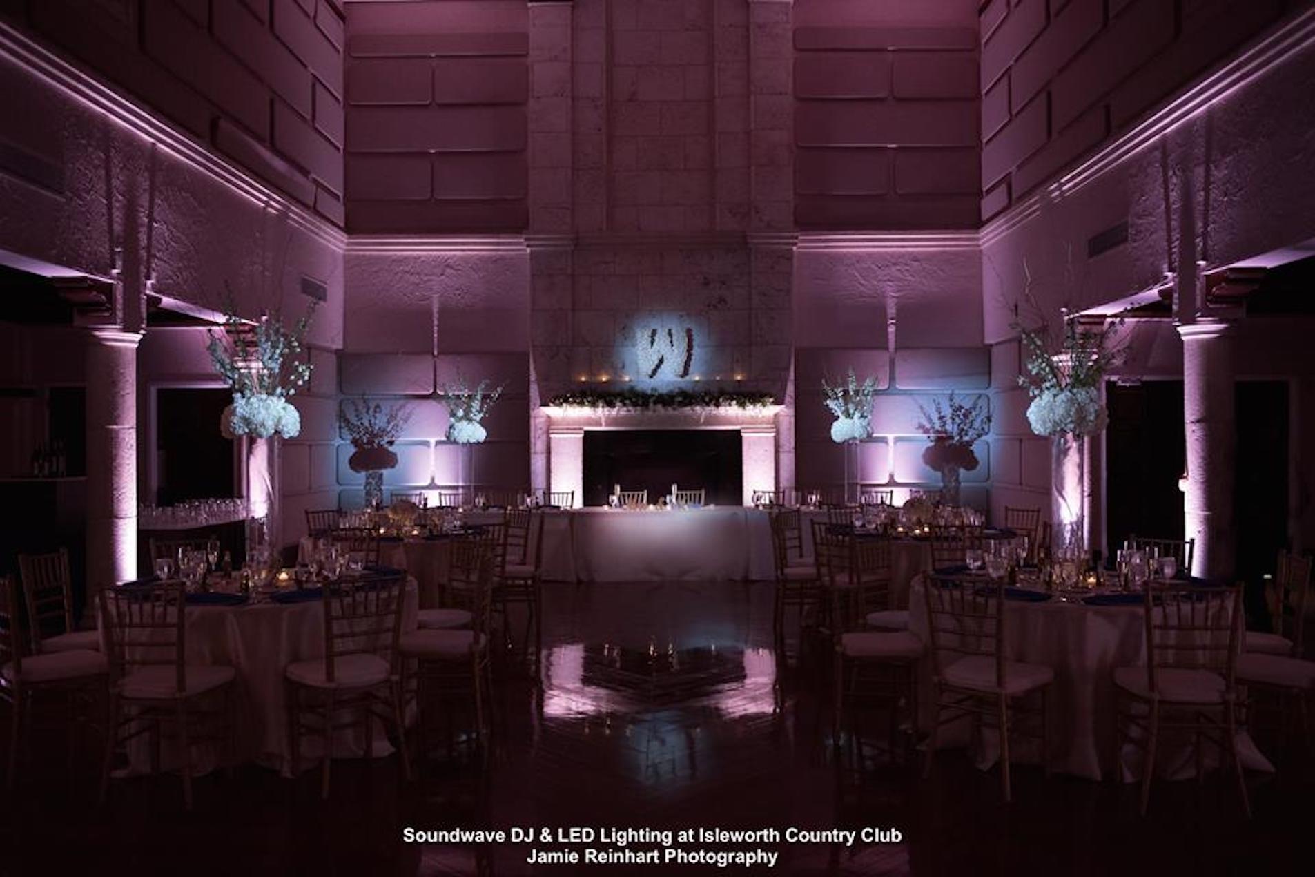 soundwave entertainment - isleworth country club - orlando wedding venue - orlando, fl