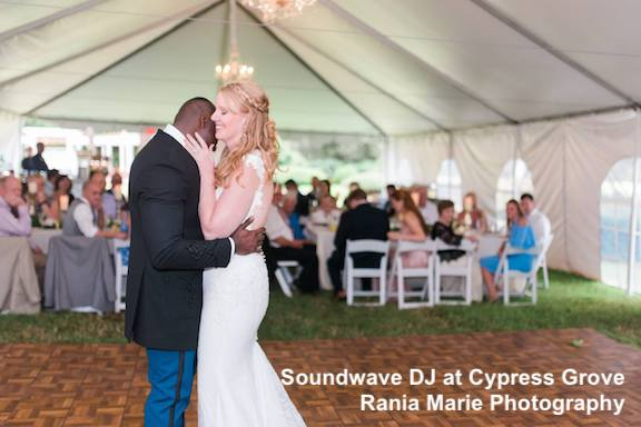 cypress grove estate house - orlando wedding venue - orlando wedding dj - soundwave entertainment - orlando, fl