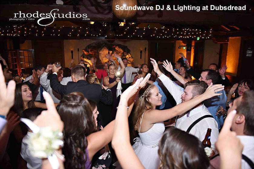 dubsdread - dubsdread country club - soundwave entertainment - orlando wedding venue - orlando, fl