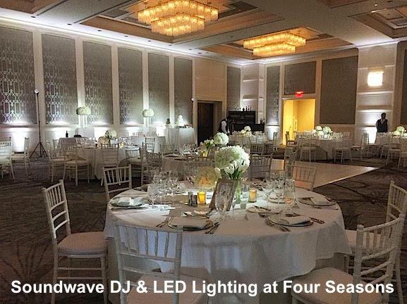 four season resort orlando - orlando wedding venue - orlando wedding dj - orlando, fl