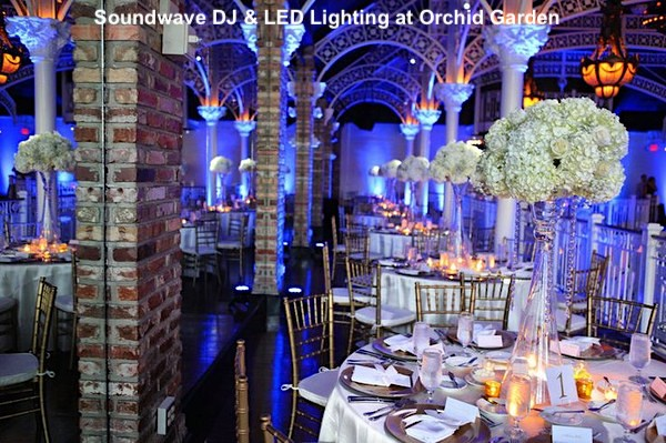 orchid garden - orlando wedding venue - orlando wedding dj - soundwave entertainment - orlando, fl
