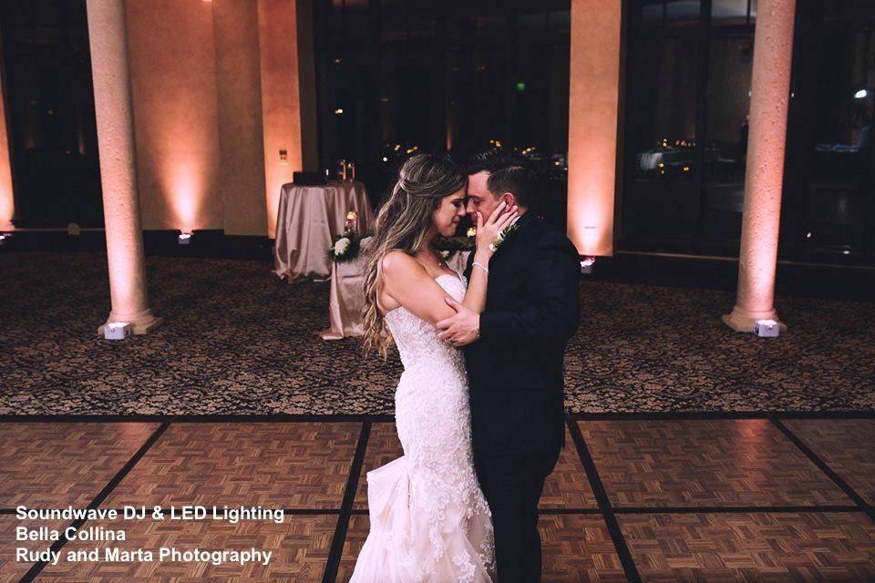 bella collina - orlando wedding venue - orlando wedding dj - orlando, fl