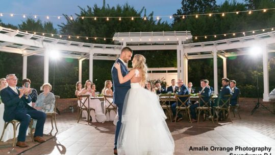 cypress grove estate house - orlando wedding venue - orlando wedding - orlando wedding dj - soundwave entertainment - orlando, fl