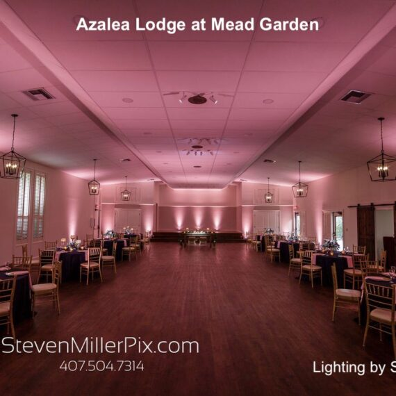 azalea lodge at mead garden - dubsdread catering - orlando wedding venue
