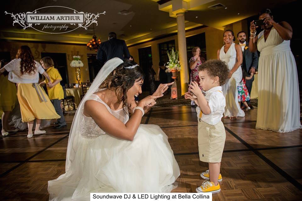 bella collina - orlando wedding venue - soundwave entertainment - soundwave dj - orlando dj - orlando wedding dj