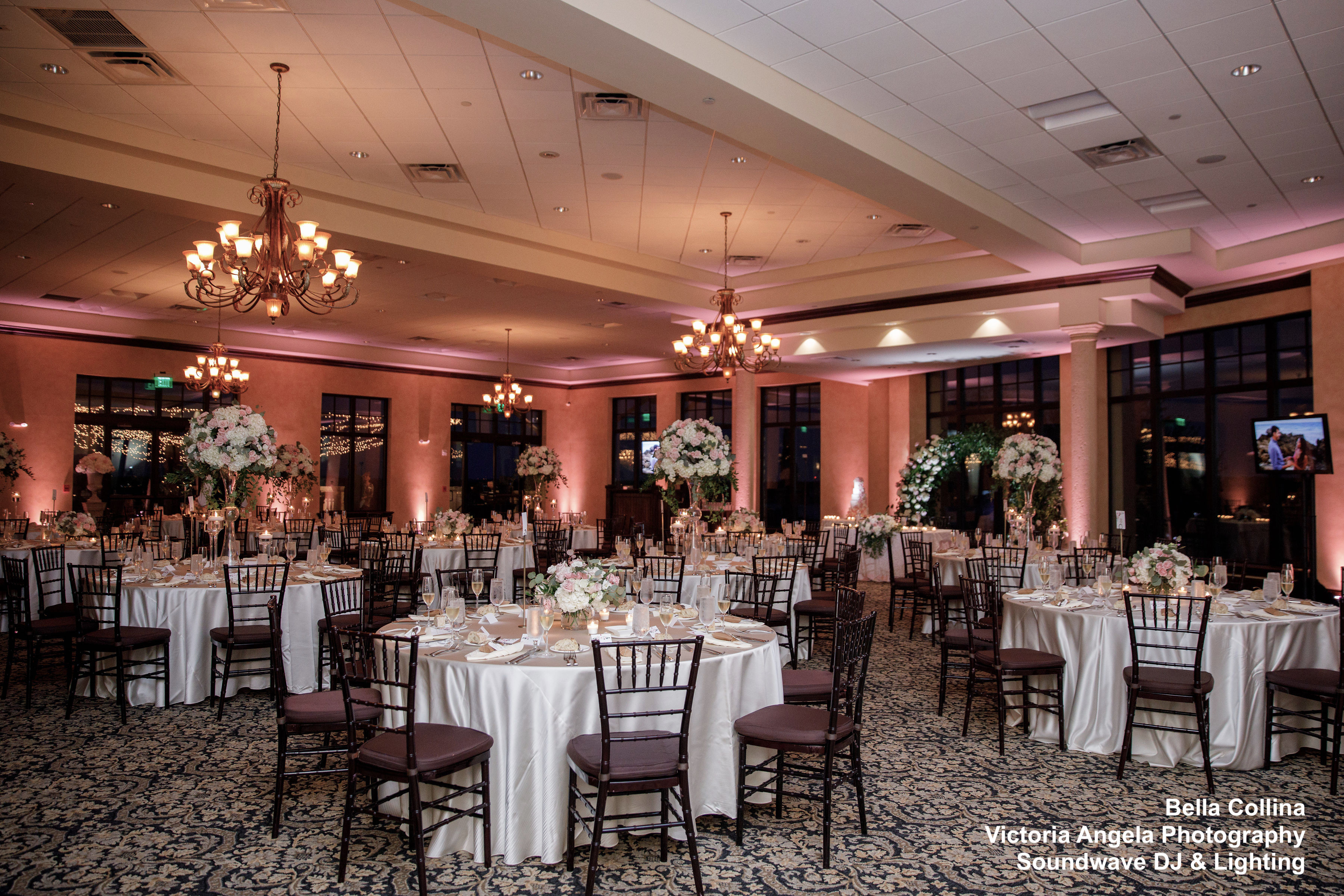 bella collina - orlando wedding venue - orlando wedding dj - soundwave entertainment