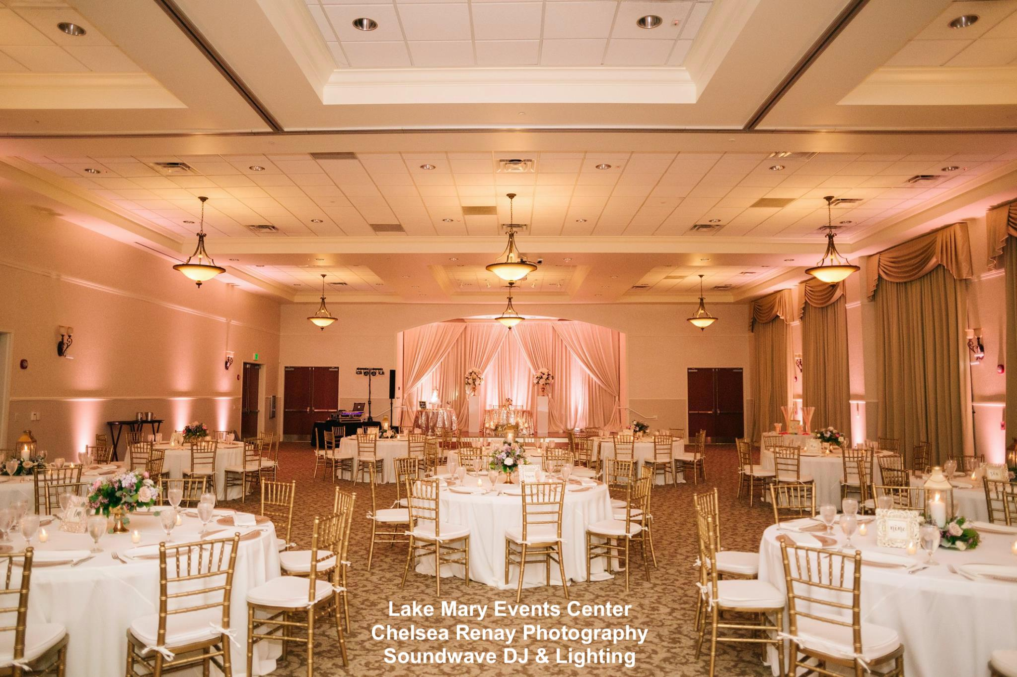 lake mary events center - orlando wedding venue - soundwave entertainment - orlando wedding dj