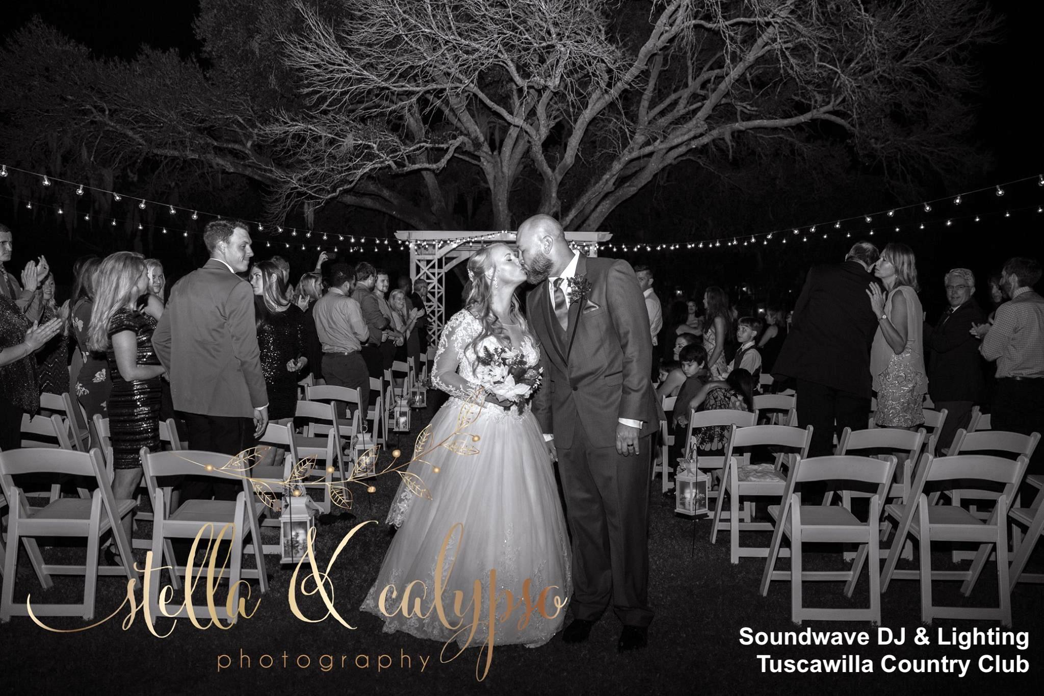 tuscawilla country club - orlando wedding venue - orlando wedding dj - orlando wedding lighting - soundwave entertainment