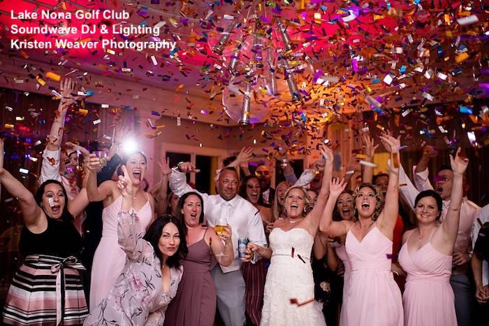 lake nona golf - orlando wedding venue - sounddwave