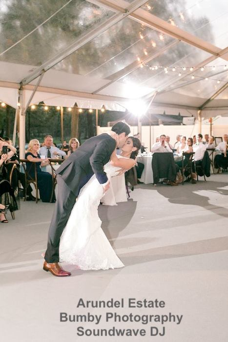 arundel estate - orlando wedding venue - orlando wedding dj - soundwave entertainment