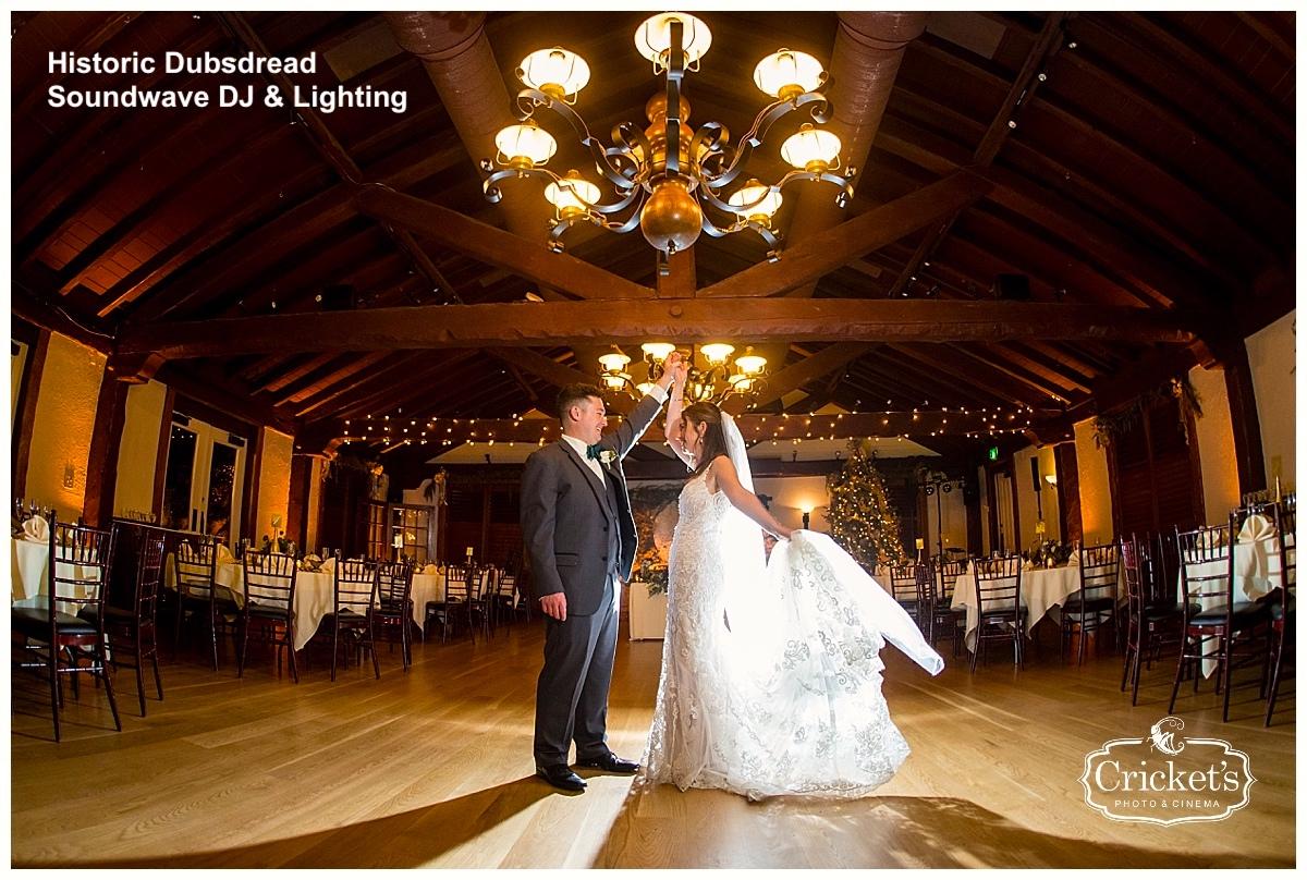 dubsdread - orlando wedding venue