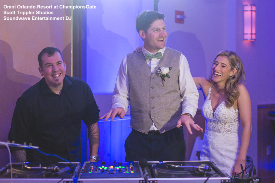orlando dj - orlando djs - soundwave entertainment - orlando wedding dj