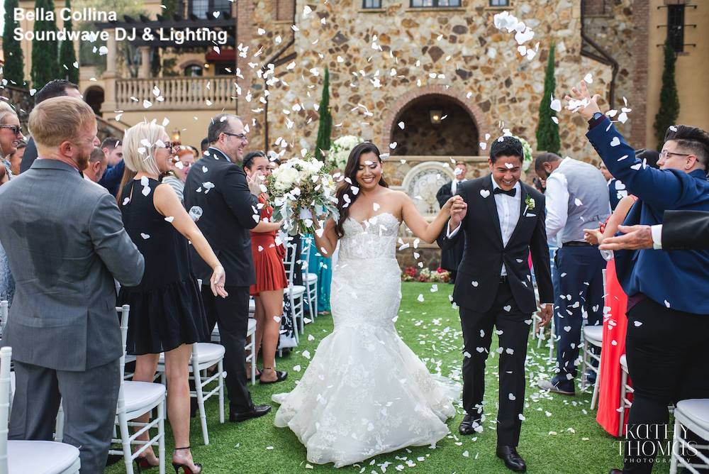 bella collina - soundwave entertainment - orlando wedding venue - orlando wedding dj - orlando dj
