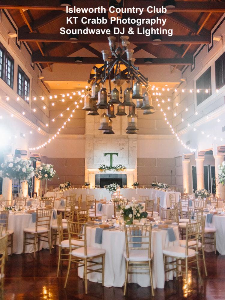 isleworth country club - orlando wedding venue
