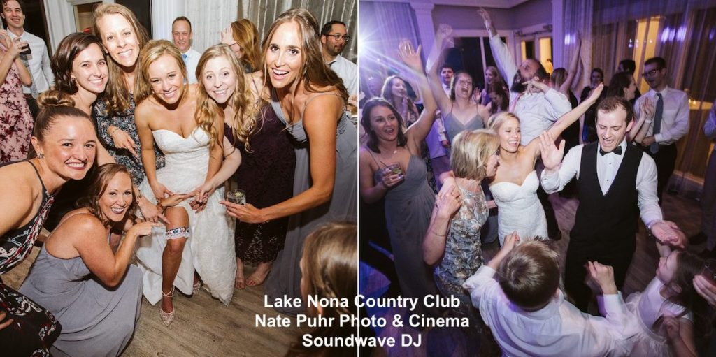 lake nona country club orlando - orlando wedding venue - orlando wedding dj - orlando dj - orlando dj company - soundwave entertainment