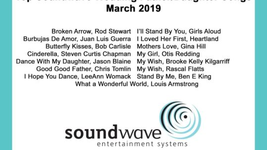 wedding songs - orlando dj - orlando djs - soundwave entertainment