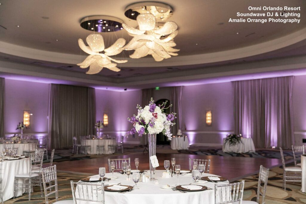 omni orlando resort - orlando wedding - soundwave entertainment - soundwave dj - orlando dj