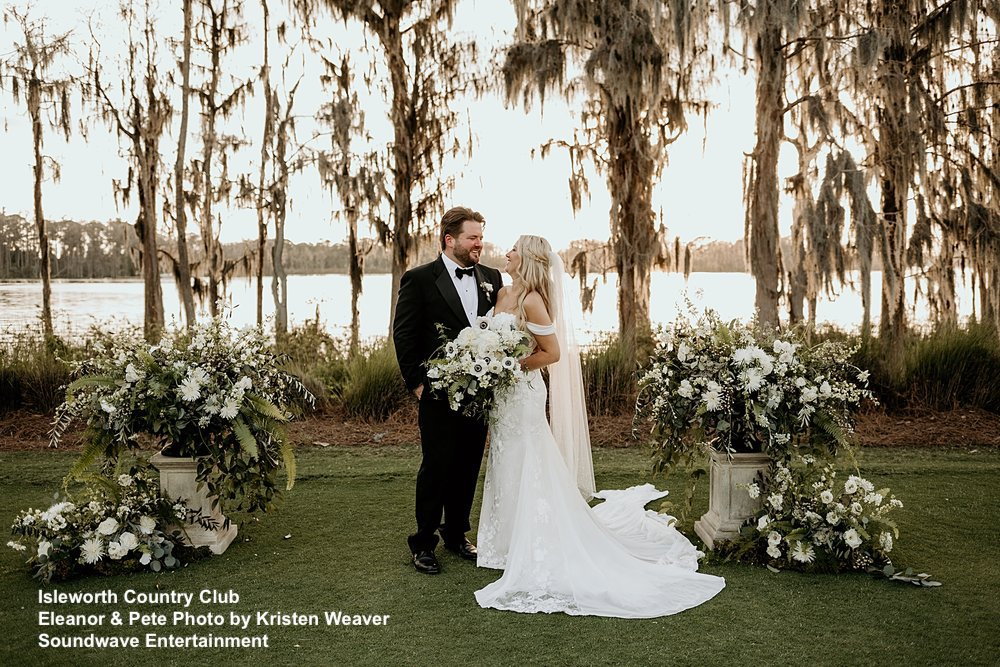 isleworth country club - orlando wedding - orlando wedding dj - soundwave entertainment - soundwave dj