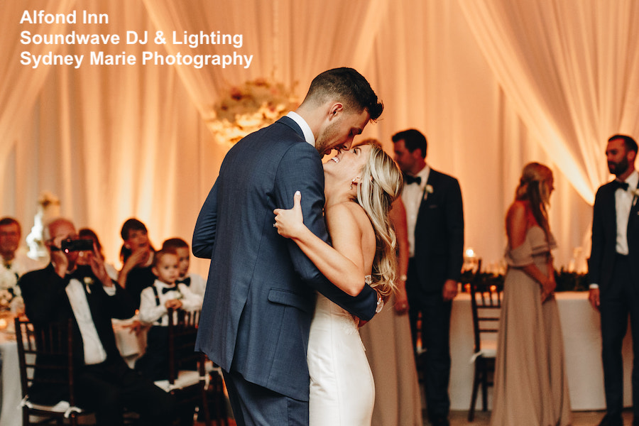 alfond inn- orlando wedding venue - soundwave dj - orlando dj