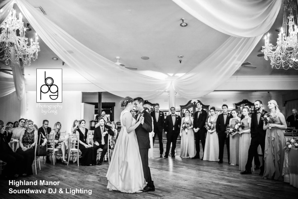highland manor - orlando wedding venue - soundwave dj - soundwave entertainment - orlando dj