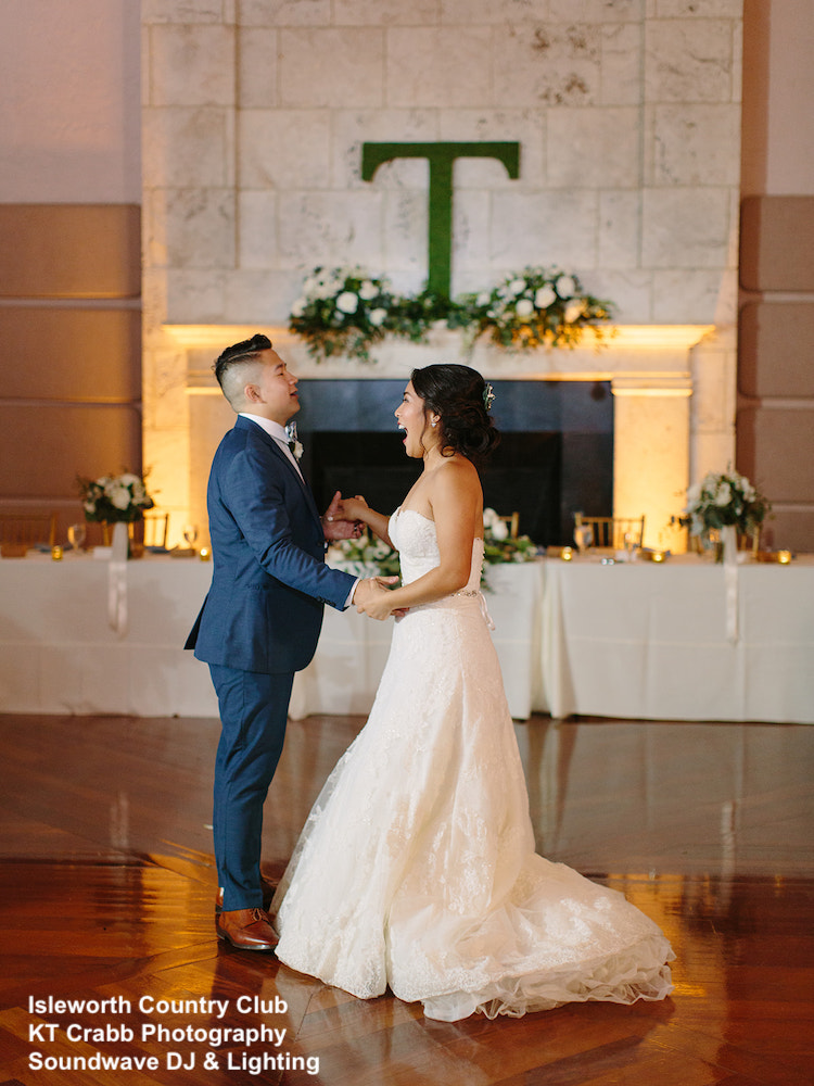 isleworth country club - orlando wedding - soundwave entertainment - soundwave dj - orlando dj - orlando wedding venue