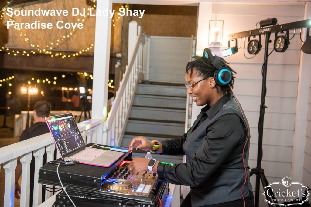 paradise cove - dj lady shay - orlando female dj