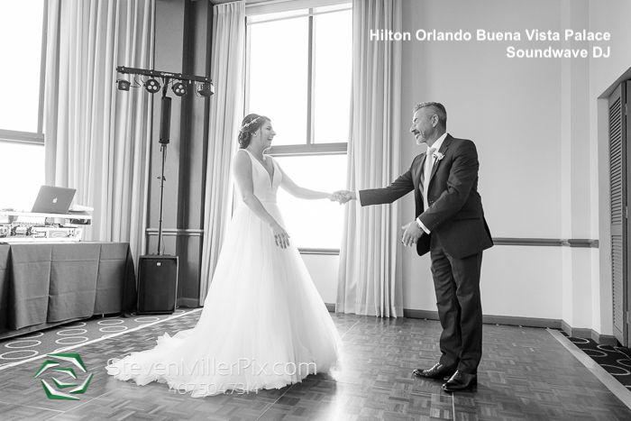 Hilton Lake Buena Vista Palace - orlando wedding venue - orlando wedding dj - orlando dj - soundwave entertainment - soundwave dj - orlando wedding lighting - Soundwave DJ Ray Vales