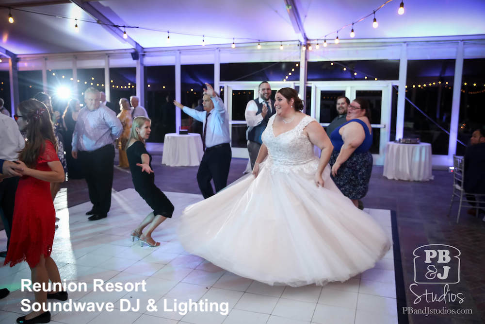 reunion resort - orlando wedding venue - soundwave entertainment - soundwave dj - orlando dj - orlando wedding dj