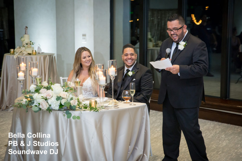 Bella Collina - orlando wedding venue - orlando wedding dj - orlando dj - soundwave entertainment - soundwave dj - orlando wedding lighting - orlando dj company