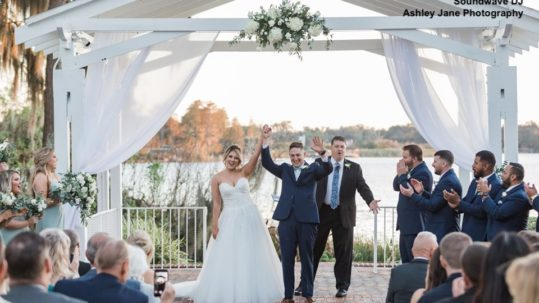 cypress grove estate house - orlando wedding venue - soundwave entertainment - soundwave dj
