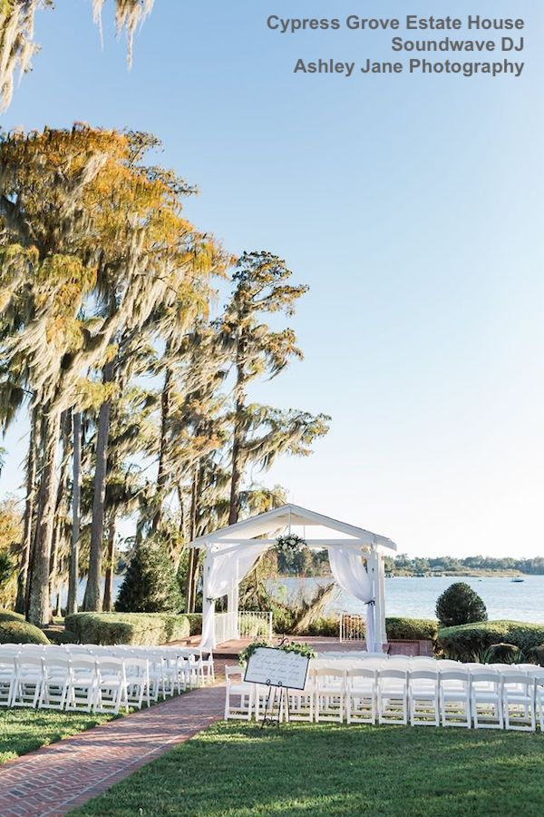 Cypress Grove Estate House - orlando wedding venue - orlando wedding dj - orlando dj - soundwave entertainment - soundwave dj - orlando wedding lighting - orlando dj company