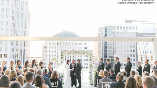 dr phillips center for the performing arts - orlando wedding venue - soundwave entertainment - orlando wedding dj